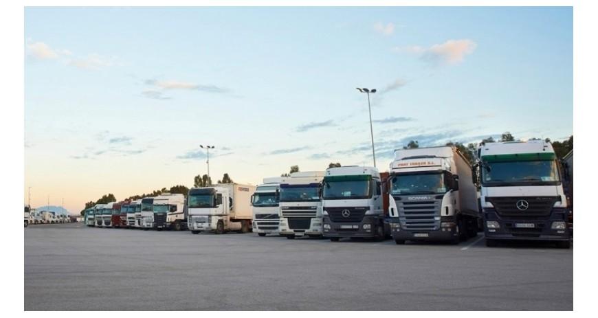 Los mejores aparcamientos para camiones