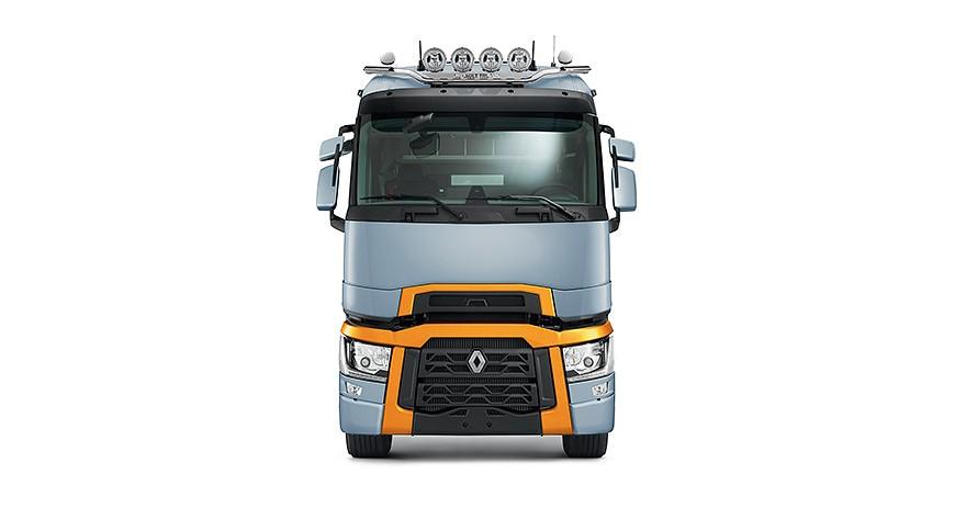 Nuevos camiones Renault Truck de larga distancia